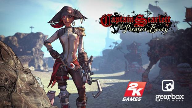 Borderlands 2: Captain Scarlett & Her Pirate's Booty (MAC) on PC screenshot #1