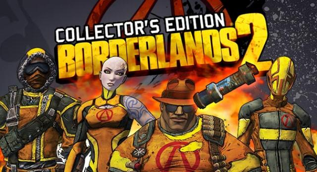 Borderlands 2: Collectors Edition Pack on PC screenshot #1