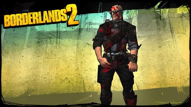 Borderlands 2: Commando Devilish Good Looks Pack on PC screenshot #1
