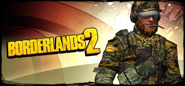 Borderlands 2: Commando Haggard Hunter Pack on PC screenshot #1