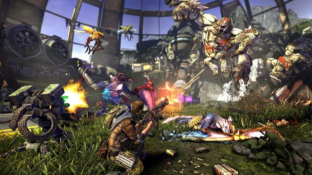 Borderlands 2: Creature Slaughter Dome on PC screenshot #1