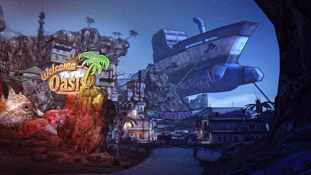 Borderlands 2: Game of the Year Edition (MAC) on PC screenshot #5