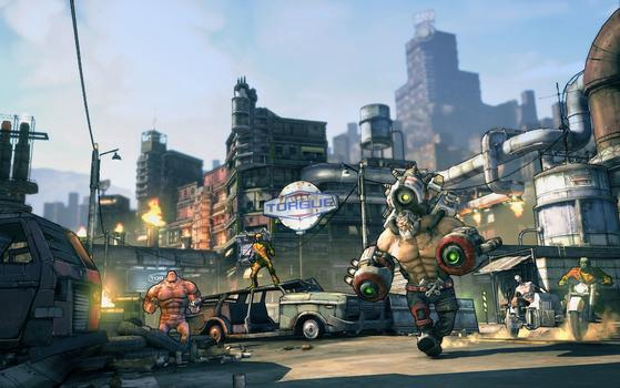 Borderlands 2: Game of the Year Edition on PC screenshot #3