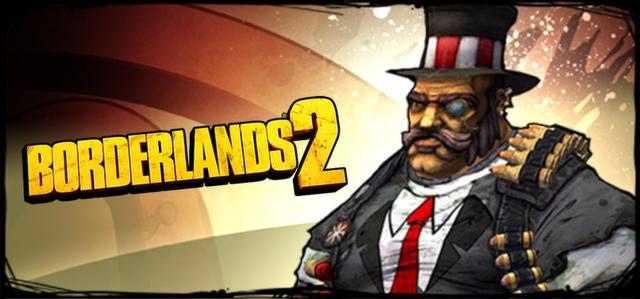 Borderlands 2: Gunzerker Dapper Gent Pack on PC screenshot #1