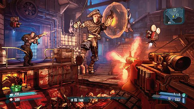 Borderlands 2: Headhunter 2 – Wattle Gobbler (MAC) on PC screenshot #5
