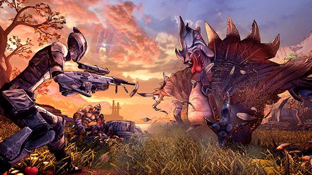 Borderlands 2: Headhunter 2 – Wattle Gobbler (MAC) on PC screenshot #1