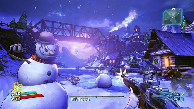 Borderlands 2: Headhunter 3 - Mercenary Day DLC on PC screenshot #3
