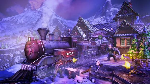 Borderlands 2: Headhunter 3 - Mercenary Day DLC on PC screenshot #2