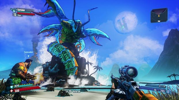 Borderlands 2: Headhunter 5 - Son of Crawmerax (MAC) on PC screenshot #1