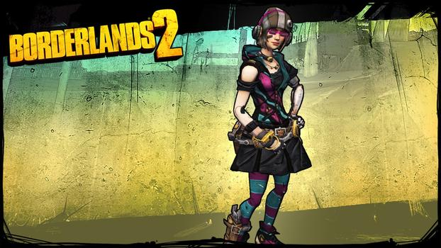 Borderlands 2: Mechromancer Beatmaster Pack (ANZ) on PC screenshot #1