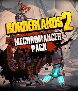 Borderlands 2: Mechromancer Pack Steam