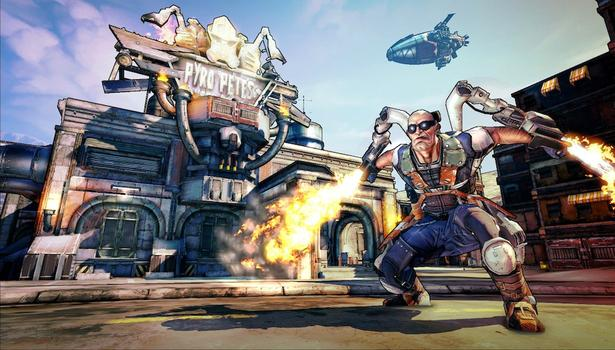 Borderlands 2: Mr Torgue's Campaign of Carnage (ANZ) on PC screenshot #4
