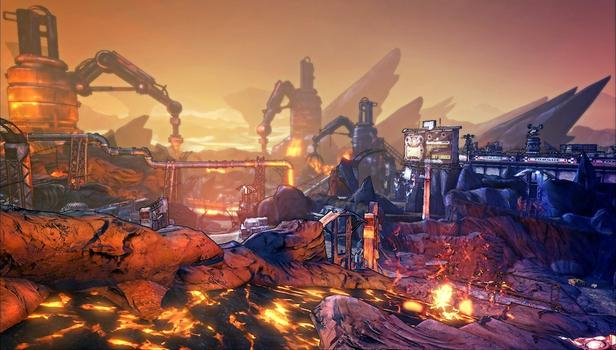 Borderlands 2: Mr Torgue's Campaign of Carnage (ANZ) on PC screenshot #1