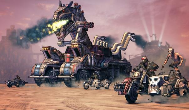 Borderlands 2: Mr Torgue's Campaign of Carnage (MAC) on PC screenshot #7