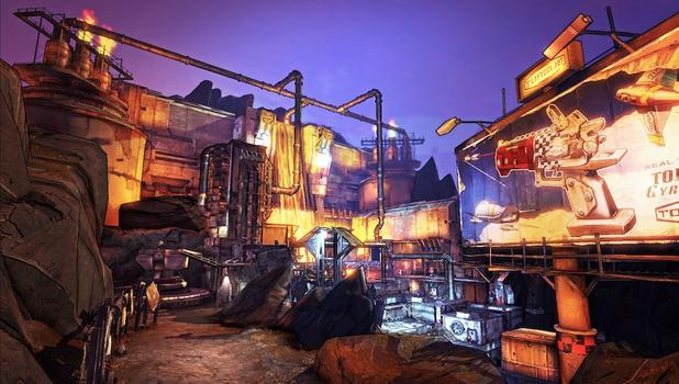 Borderlands 2: Mr Torgue's Campaign of Carnage (MAC) on PC screenshot #1