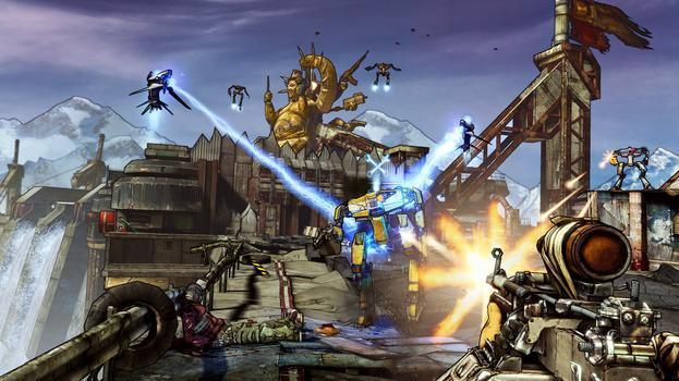 Borderlands 2 on PC screenshot #4