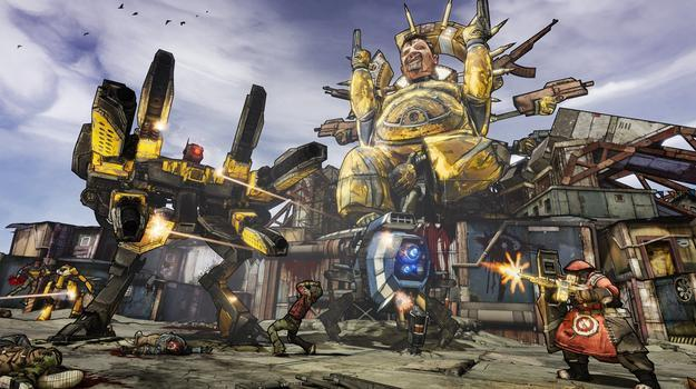 Borderlands 2 on PC screenshot #2