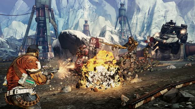 Borderlands 2 on PC screenshot #1