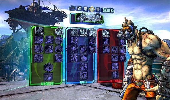 Borderlands 2: Psycho Pack DLC (MAC) on PC screenshot #3