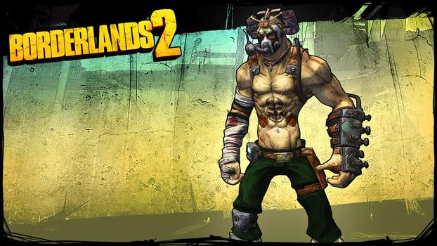 Borderlands 2: Psycho Party Pack on PC screenshot #1