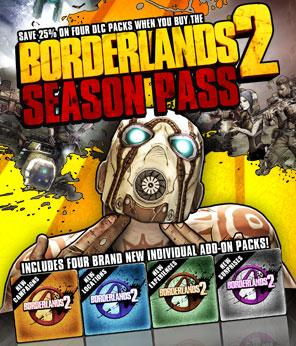 Borderlands 2 Season Pass [NA]
