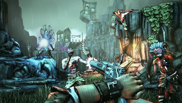 Borderlands 2: Sir Hammerlock's Big Game Hunt (MAC) on PC screenshot #6
