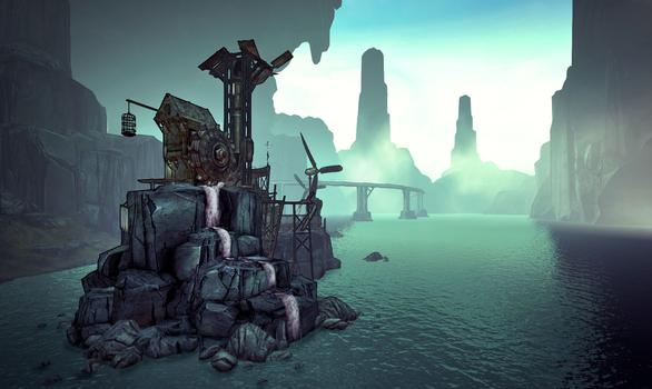 Borderlands 2: Sir Hammerlock's Big Game Hunt (MAC) on PC screenshot #3