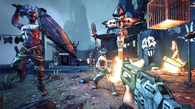 Borderlands 2: Sir Hammerlock's Big Game Hunt (MAC) on PC screenshot #2