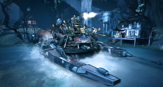 Borderlands 2: Sir Hammerlock's Big Game Hunt on PC screenshot #1