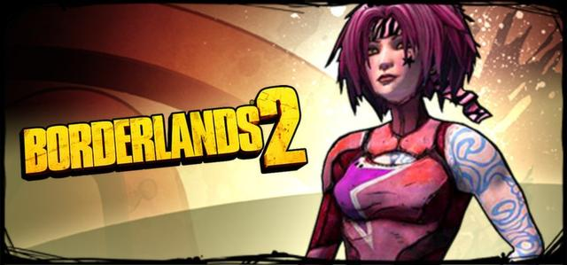 Borderlands 2: Siren Glitter and Gore Pack on PC screenshot #1