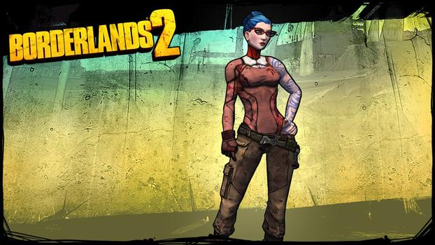 Borderlands 2: Siren Learned Warrior Pack on PC screenshot #1