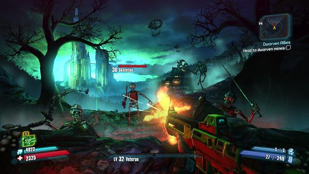 Borderlands 2: Tiny Tina's Assault on Dragon Keep on PC screenshot #1