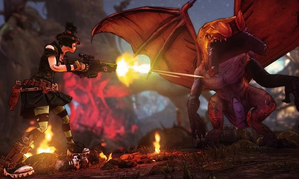 Borderlands 2: Tiny Tina's Assault on Dragon Keep on PC screenshot #6