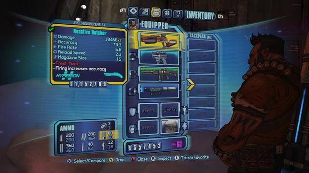 Borderlands 2: Ultimate Vault Hunters Upgrade Pack (MAC) on PC screenshot #3