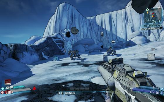Borderlands 2: Ultimate Vault Hunters Upgrade Pack (MAC) on PC screenshot #1