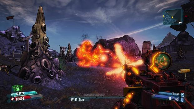 Borderlands 2: Ultimate Vault Hunters Upgrade Pack on PC screenshot #1