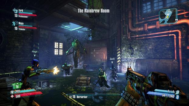 Borderlands 2: Headhunter 4 - Wedding Day Massacre (MAC) on PC screenshot #2