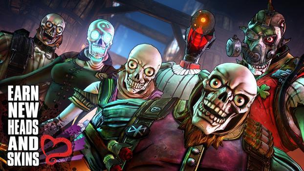 Borderlands 2: Headhunter 4 - Wedding Day Massacre (MAC) on PC screenshot #1