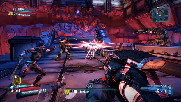 Borderlands: The Pre-Sequel on PC screenshot #5
