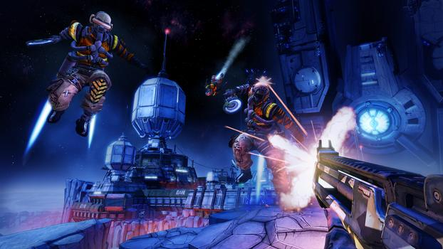 Borderlands: The Pre-Sequel on PC screenshot #3