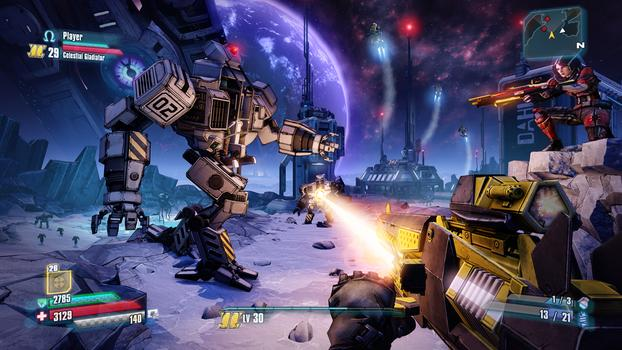 Borderlands: The Pre-Sequel on PC screenshot #2