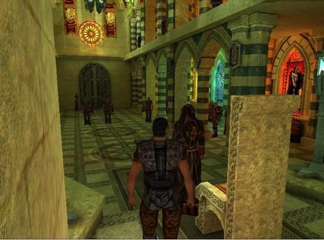 Borderzone on PC screenshot #3