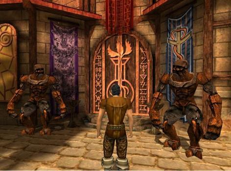 Borderzone on PC screenshot #1