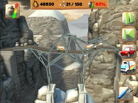 Bridge Constructor Playground on PC screenshot #1