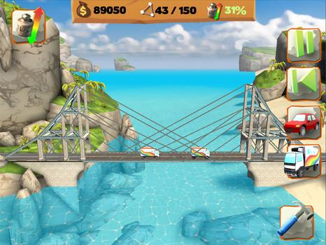 Bridge Constructor Playground on PC screenshot #8
