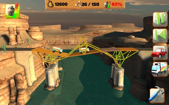 Bridge Constructor Playground on PC screenshot #4