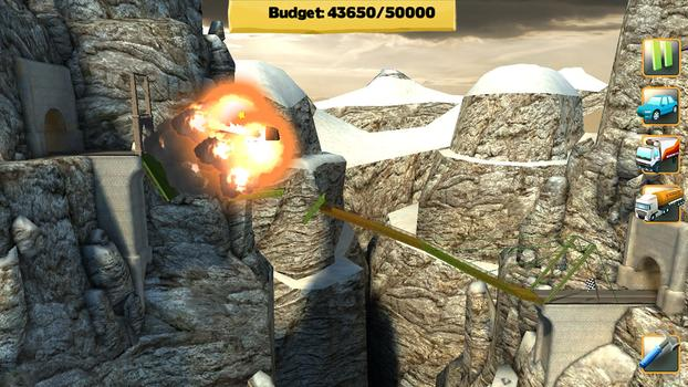 Bridge Constructor on PC screenshot #2