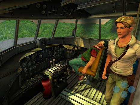 Broken Sword 3 - the Sleeping Dragon on PC screenshot #4