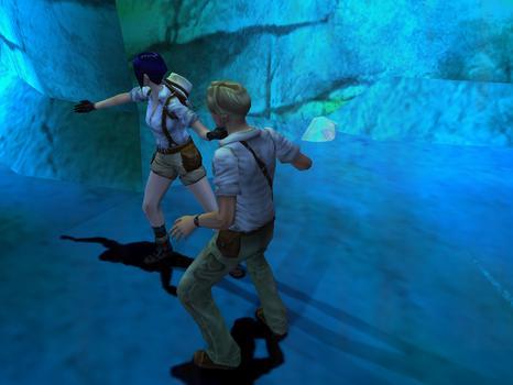Broken Sword 3 - the Sleeping Dragon on PC screenshot #3