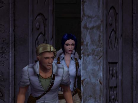 Broken Sword 3 - the Sleeping Dragon on PC screenshot #1